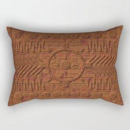 Wisdom of the Ancients Rectangular Pillow