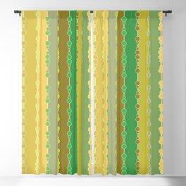 Multi-faceted decorative lines 9 Blackout Curtain