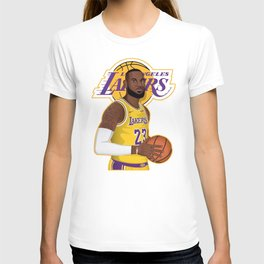 Los Angeles Lak T-shirt