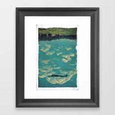 Recycling Air Framed Art Print