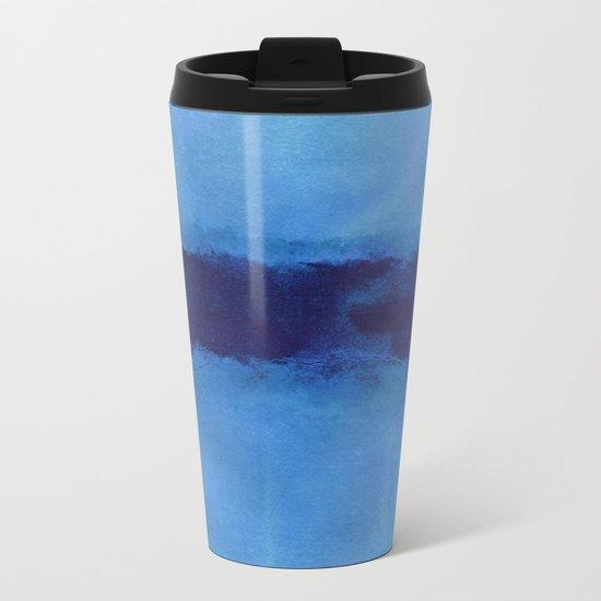 The Sky Metal Travel Mug