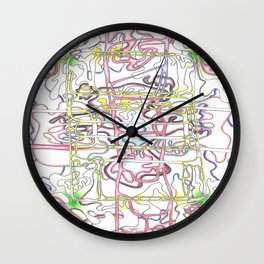 Intro 2 (Cutting Out Windows)  Wall Clock