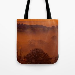 Fog 23 Tote Bag