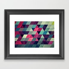 kyld•wyr Framed Art Print
