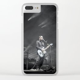 Placebo_04 Clear iPhone Case