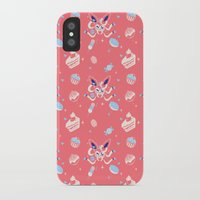 """sylveon iPhone & iPod Cases featuring """"Sweet"""" Fairy Bakery by Miski"""