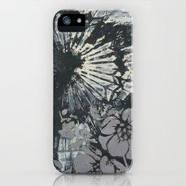 Wax Flowers 10 iPhone Case
