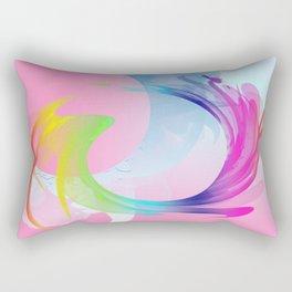 Power and positive energy, 27 Rectangular Pillow