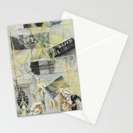 Je Suis Stationery Cards