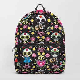 Muertos Party Backpack