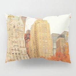Autumn - Central Park - Fall Foliage - New York City Pillow Sham