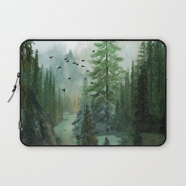Mountain Morning 2 Laptop Sleeve