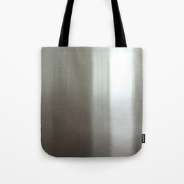 Industrial Brushed Stainless Tote Bag