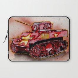 Red Tank Laptop Sleeve