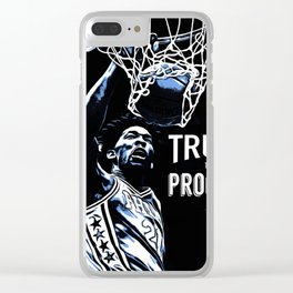joel embiid Clear iPhone Case