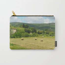 Italian Countryside Carry-All Pouch