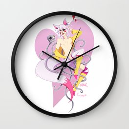 FNAF: Foxgle01 Wall Clock