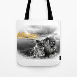 Africa V Tote Bag
