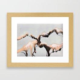 Brain Energy Framed Art Print