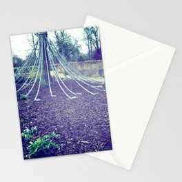 woodland 8 Stationery Cards
