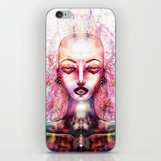 SOMETHINGS iPhone Skin