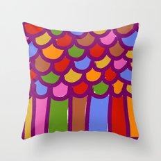 Carnaval Throw Pillow