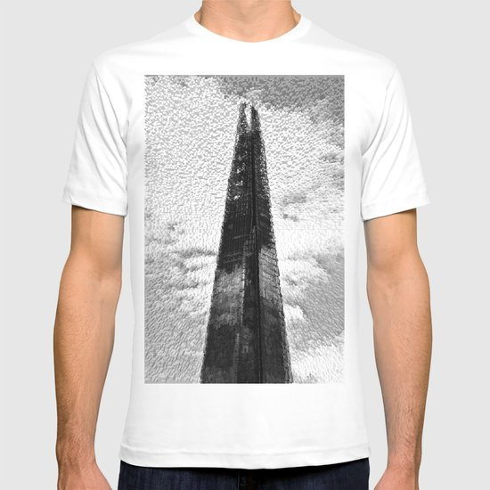 """ The Shard ""  With shards  T-shirt"