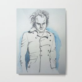 Larry  Metal Print