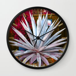The Agave Wall Clock