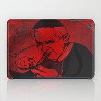 benedict iPad Cases featuring benedict by Lunaramour