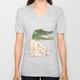 Croc Baby Unisex V-Neck
