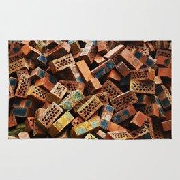 Chinese Bricks Rug