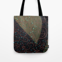 Graphic Design 5 by Leslie Harlow Tote Bag