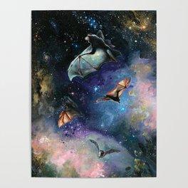 Scream of a Great Bat Poster