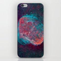 Crescent Nebula iPhone & iPod Skin