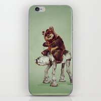 ewok iPhone & iPod Skins featuring Star Wars Buddies 2 by lev man