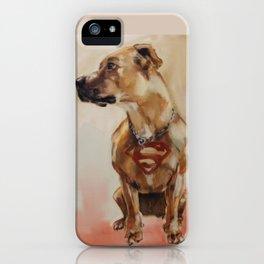 Superdog iPhone Case