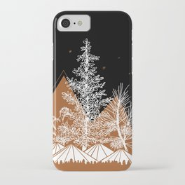 Western Night iPhone Case