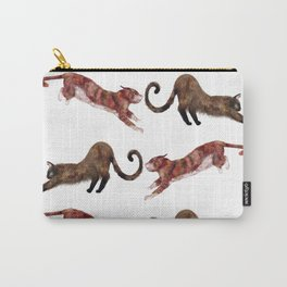 Cats Again Carry-All Pouch