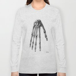 Hand  Long Sleeve T-shirt
