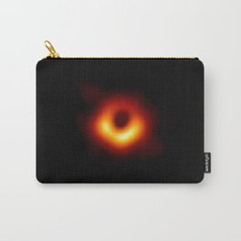 black hole: the first picture. Carry-All Pouch