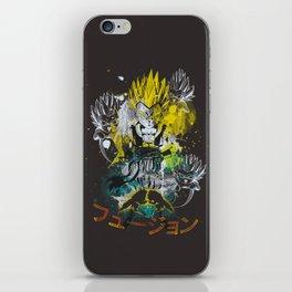 Fusion! iPhone Skin