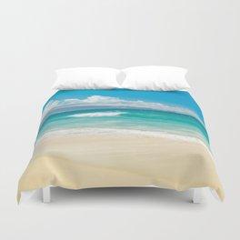 Hawaii Beach Treasures Duvet Cover