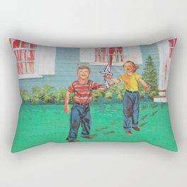 Killer Party! Rectangular Pillow
