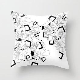 SLAPHAPPY Throw Pillow