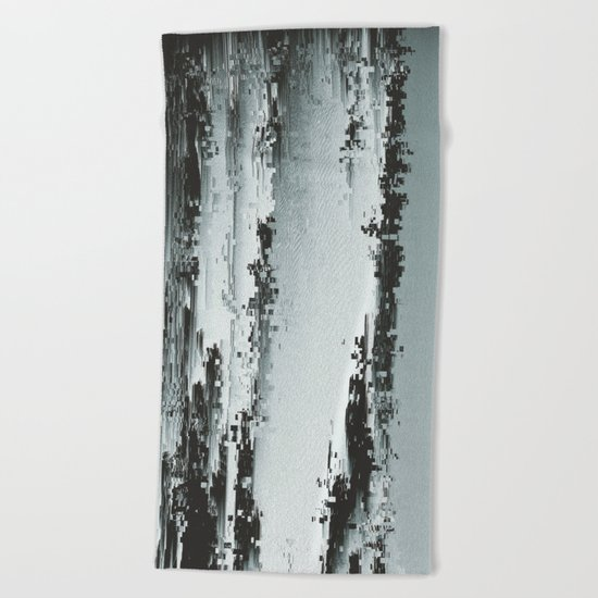 Silver Deposits Beach Towel