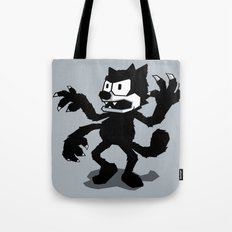 Cartoon Rejects Subject: Cat Tote Bag