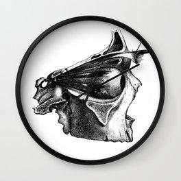 The evil oculus Wall Clock