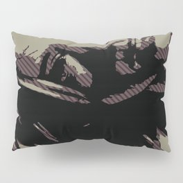 Dark Willow Pillow Sham