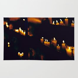 Temple Candles Rug